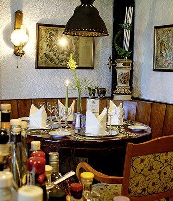 Hotel Restaurant Brackstedter Muhle In Wolfsburg Unser Restaurant